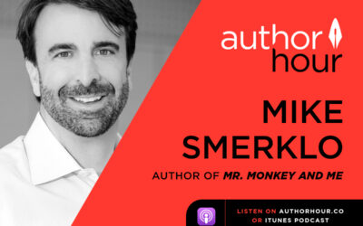 Mike Smerklo on The Author Hour Podcast