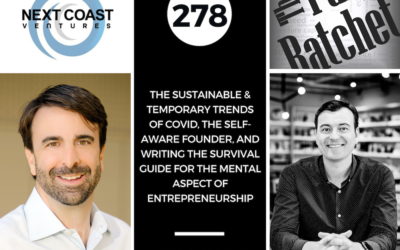 The Sustainable & Temporary Trends of COVID, The Self-Aware Founder, and Writing the Survival Guide for the Mental Aspect of Entrepreneurship (Mike Smerklo)