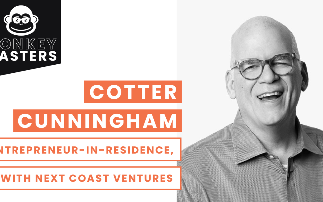 Monkey Masters: Cotter Cunningham